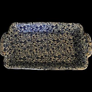 19th Century Ironstone Dish/Deep Platter