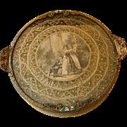 Exquisite Jewelry Box Circa 1920s-1930s