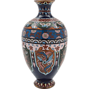 Early 20th Century Cloisonné Vase