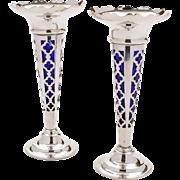 Pair of Art Deco Vases, Circa 1930