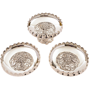 Edwardian Silver Plated Fruit Set, Circa 1905