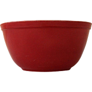 Pyrex 1 1/2 qt Red Bowl from Primary Colors Set