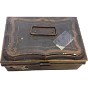 Spice Box with 6 Original Hinged Container