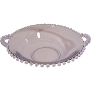 Candlewick Bowl with Handles