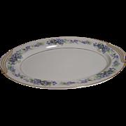 Noritake Platter Ramona Pattern