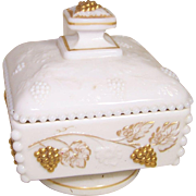 Westmoreland Covered Candy Dish or Trinket Box