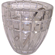 Waterford Marquis Ice Bucket with Tongs