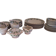 Service for 8 Noritaki Madera Dinnerware