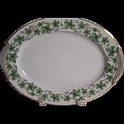Large Platter - Noritake - Madera