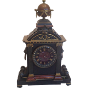 Tiffany & Co, Mantle, Shelf Clock, 1845 - 55