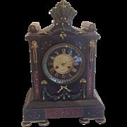 Tiffany & Co., Shelf, Mantle Clock   1850 - 60