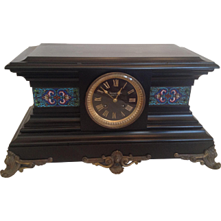 Tiffany & Co., Shelf, Mantle Clock   1880 - 90