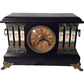 American Shelf Clock,  1860 - 80