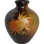 Owens Utopian American Art Pottery Floral Vase