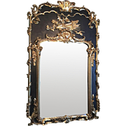 French, Antique Louis XV style  mirror