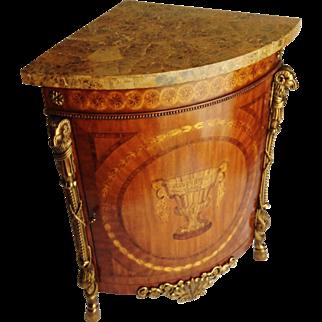 Maitland Smith - Corner Cabinet