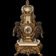 Imperial Brevettato Mantle Clock