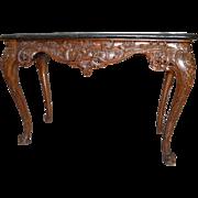 Maitland Smith Console Table