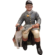 The Huntsman by Royal Doulton HN 2492 Dated 1973