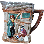 "Royal Doulton Dickens Series ""Oliver Twist"" Pitcher Jug 1950's"