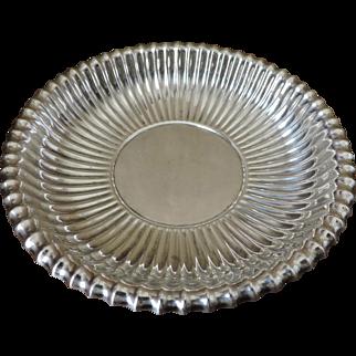 Gorgeous Gorham Leamington 42672 Ribbed Sterling Silver Bowl - 1946 - 149 grams