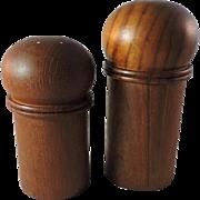Mid Century TEAK Salt/Pepper Grinder designed by Gunnar Cyren for Dansk