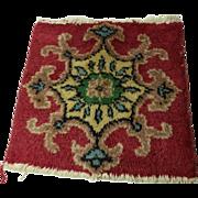 Ornamental Little Rug