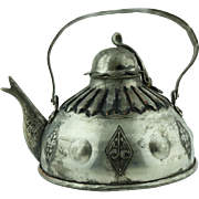 Vintage Anatolian Tea Pot