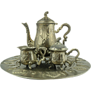 Vintage Shabby Chic Tea Party Set