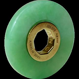 SENZANOME Jade Coin Collections. Piece 001-077 Certified Jadeite Jade