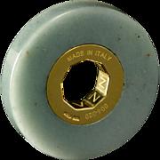 SENZANOME Jade Coin Collections. Piece 004-020 Certified Jadeite Jade