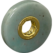 SENZANOME Jade Coin Collections. Piece 004-025 Certified Jadeite Jade
