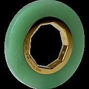 SENZANOME Jade Coin Collections. Piece 006-011 Certified Jadeite Jade