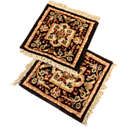 Ornamental Little Rug