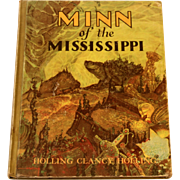 Minn of the Mississippi. Special 1963 First Cadmus Edition.