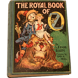 The Royal Book of Oz by Frank L. Baum