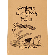 Zoology for Everybody No. 6 – Tunicates and Molluscs by Eugen Kolisko
