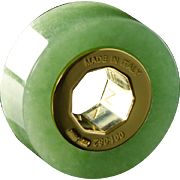 SENZANOME Jade Coin Collections. Piece 001-082 Certified Jadeite Jade