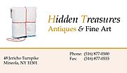Hidden Treasures Antiques & Fine Art