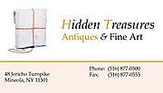 Hidden Treasures Antiques & Fine Art