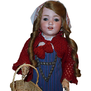 "Wonderful 19"" *Dolly Dimple #5777* by Gebruder Heubach"