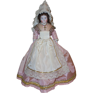 """Wonderful  10 ½"""" * Poupees Cadette ~ Normandie Doll* Made in France"""