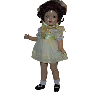 """Darling 17"""" *Personality Pla-mate*  by Eugenia Doll Co."""