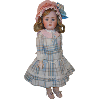 "Charming 17"" *Character Child Doll # 249* by Kestner"
