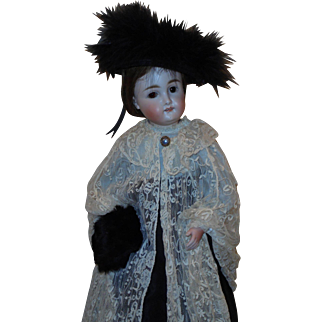 Beautiful *Swivel Neck~ Young Lady Fashion Doll* by Kestner