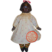 Early, Rare *Black Dolly Dingle~Campbell Kid Type* by Effanbee
