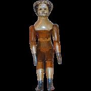Antique ~ Springfield Wooden Doll ~ Mason & Taylor