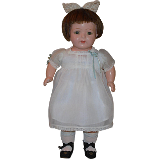 Sweet 1918 *Madame Hendren Mama Doll* by Georgene Averill