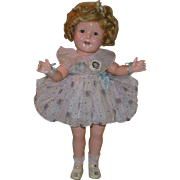 Charming 18 inch *Shirley Temple* by Ideal