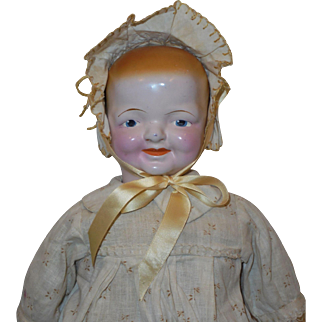 "Wonderful 17"" *Soozie Smiles~2 Faced Doll* by IDEAL"